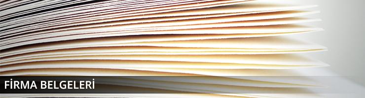 firma-belgeleri